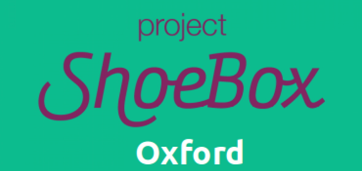 PROJECT SHOEBOX 2016: Collecting now!