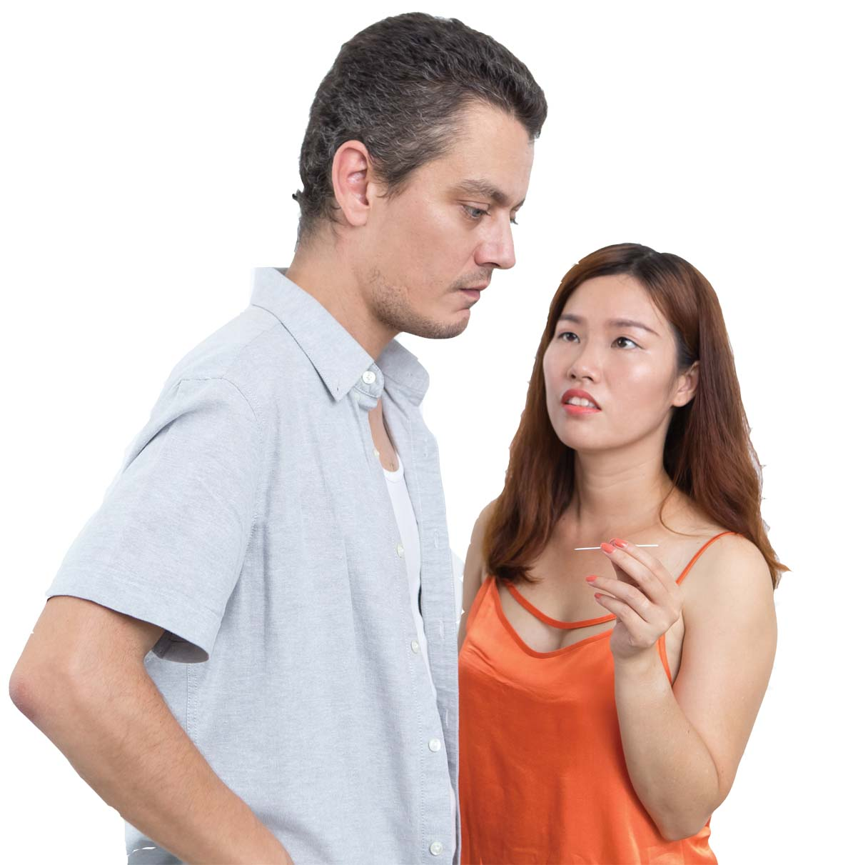 Male infertility? Acupuncture can help!