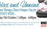 Relax and unwind at Thame Therapy Clinic's Pamper Day
