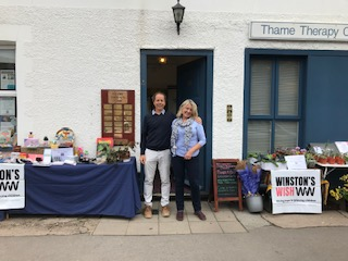 Annual Charity Pamper Event raises over £1,000 for Winston's Wish
